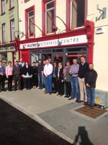 Millstreet Retailers on the Beacon Retail Programme