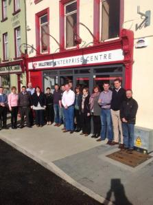 Millstreet Retailers on the Beacon Retail Programme
